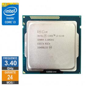 Processeur Intel Core I3-3240 3.40GHz SR0RH FCLGA1155 3Mo