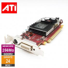 Carte graphique AMD ATI Radeon HD 3450 Low Profile 256Mo GDDR2 PCI-e DMS-59 0Y103D