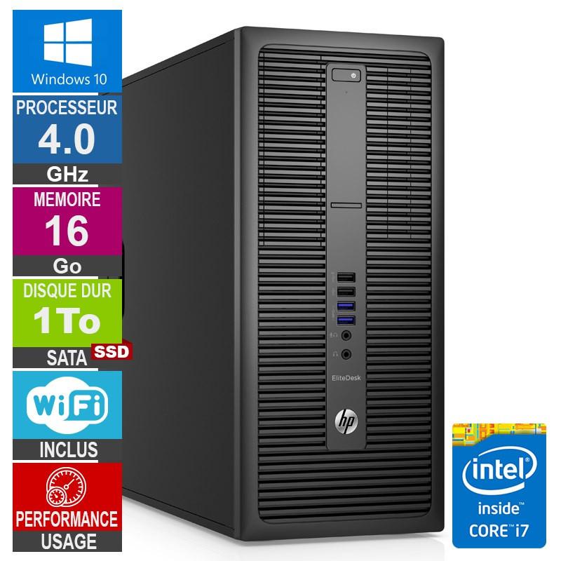PC HP EliteDesk 800 G2 TWR i7-6700...