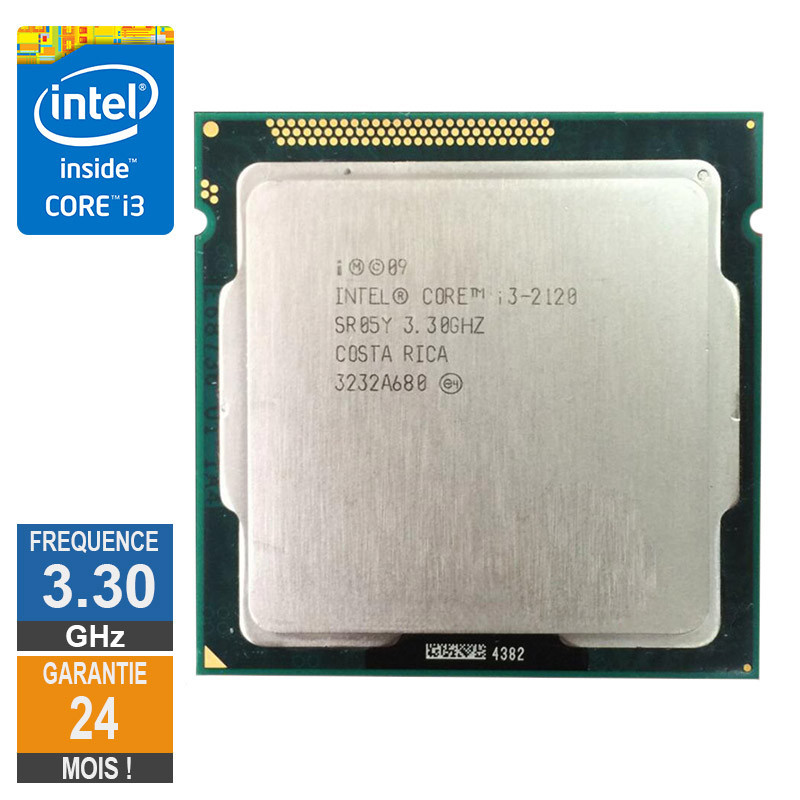 CPU Intel Core I3-2120 3.30GHz SR05Y...