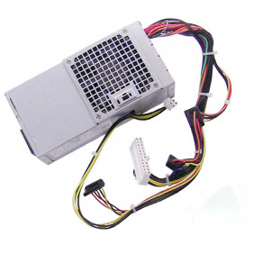 Alimentation PC Dell D250AD-00 DPS-250AB-68 A 250W SATA Dell 790DT 0HY6D2