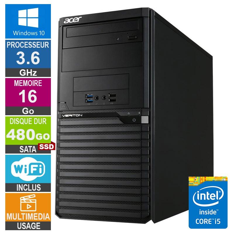 PC ACER M2632G i5-4570 3.60GHz...