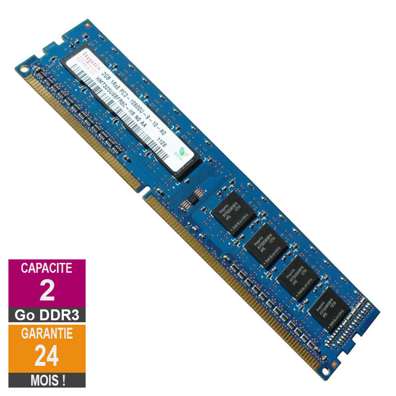 RAM Memory 2GB DDR3 Hynix...