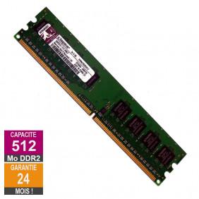 RAM Memory 512MB DDR2...