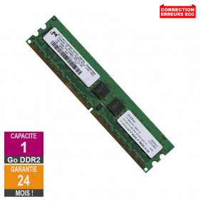 RAM Memory 1GB DDR2 Micron...