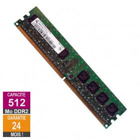 Barrette Mémoire 512Mo RAM...