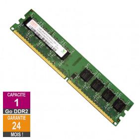Barrette Mémoire 1Go RAM DDR2 Hynix HYMP512U64CP8-Y5 DIMM PC2-5300U