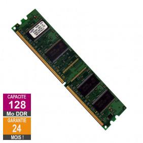 Barrette Mémoire 128Mo RAM DDR Samsung M368L1624FTM-CCC DIMM PC-3200U