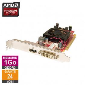 Carte graphique HP AMD Radeon HD 5450 1Go GDDR3 PCI-e HDMI DVI 601155-001