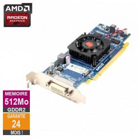 Carte graphique Dell HD 6350 512Mo GDDR2 PCI-e DMS-59 ATI-102-C09003 0HFKYC Low Profile