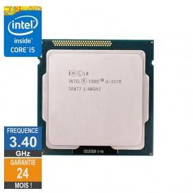 Processeur Intel Core I5-3570 3.40GHz SR0T7 FCLGA1155 6Mo