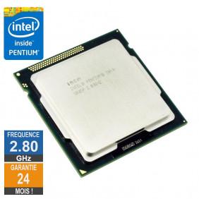 Processeur Intel Pentium G840 2.80GHz SR05P FCLGA1155 3Mo