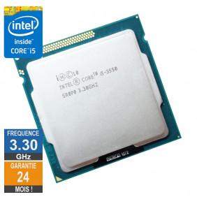 Processeur Intel Core I5-3550 3.30GHz SR0P0 FCLGA1155 6Mo