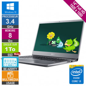 """ACER 14"""" SF314-54 Core i3..."""