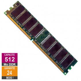 RAM Memory 512MB RAM DDR Delta DDR512PC3200 DIMM PC-3200U
