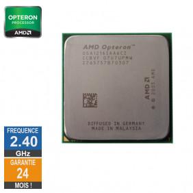 Processeur AMD Opteron 1216 2.40GHz OSA1216IAA6CZ AM2 1Mo