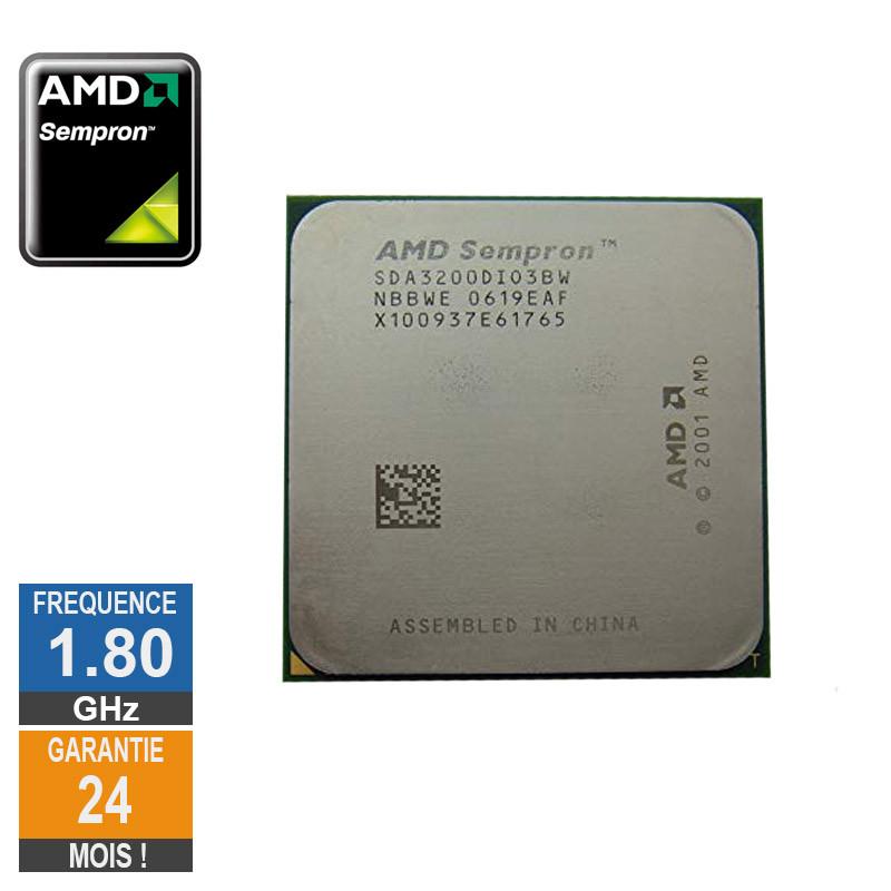 AMD Sempron 3200 SDA3200IAA2CW CPU Tested