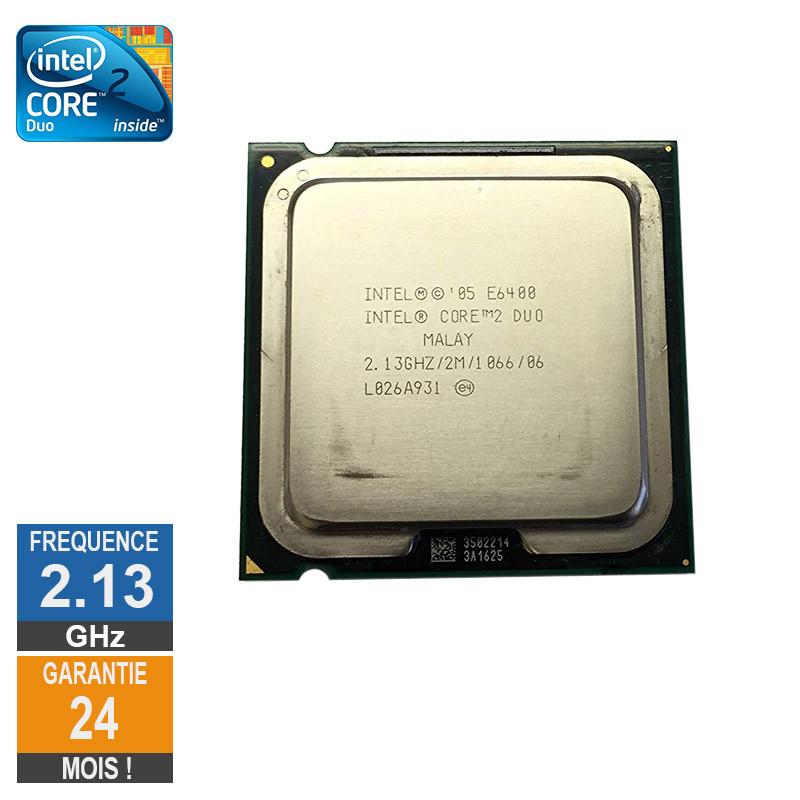 Processeur Intel Core 2 Duo E6400...