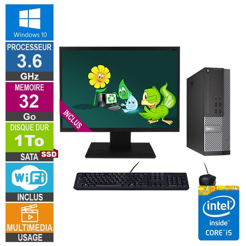 PC Dell 7020 SFF i5-4570 3.60GHz...