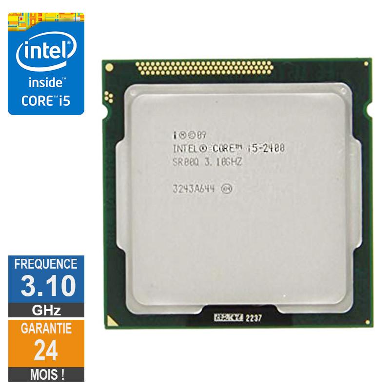 Processeur Intel Core I5-2400 3.10GHz...