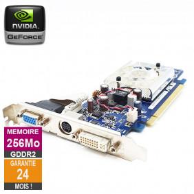 Carte graphique PNY Nvidia GeForce 8400GS 256Mo GDDR2 PCI-e DVI VGA S-Video