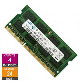 Barrette Mémoire 4Go RAM...