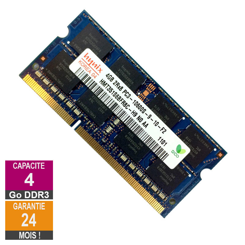RAM Memory 4GB DDR3 Hynix...
