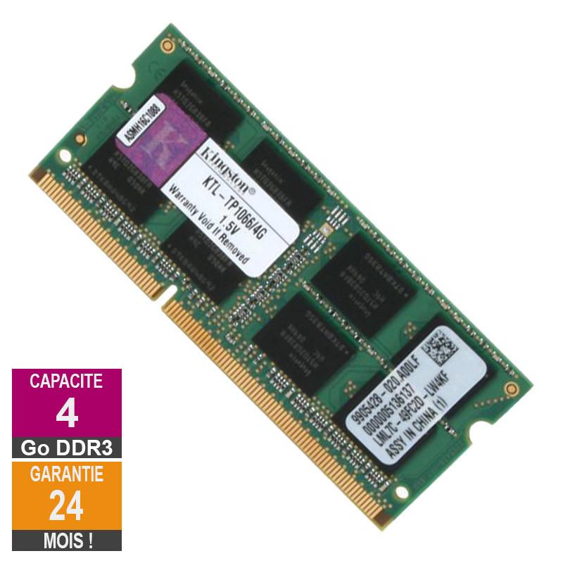 RAM Memory 4GB DDR3 Kingston...