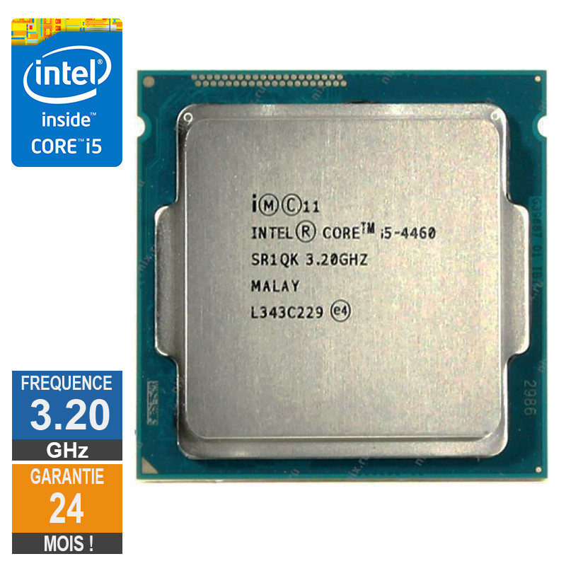 Processeur Intel Core I5-4460 3.20GHz...