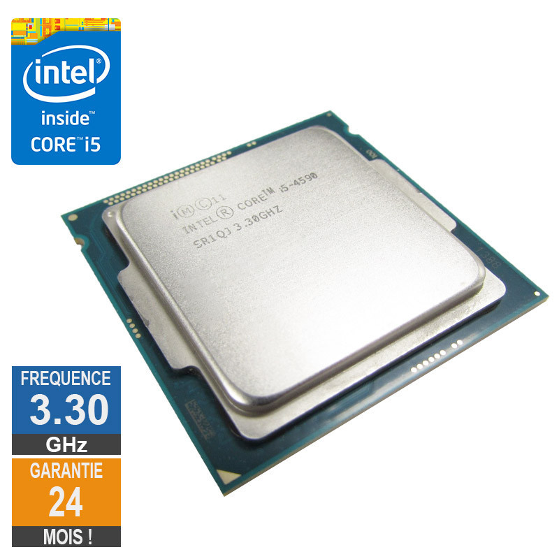 Processeur Intel Core I5-4590 3.30GHz...
