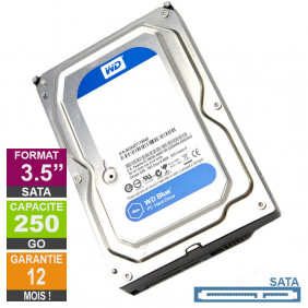 Hard Drive 250GB SATA 3.5...