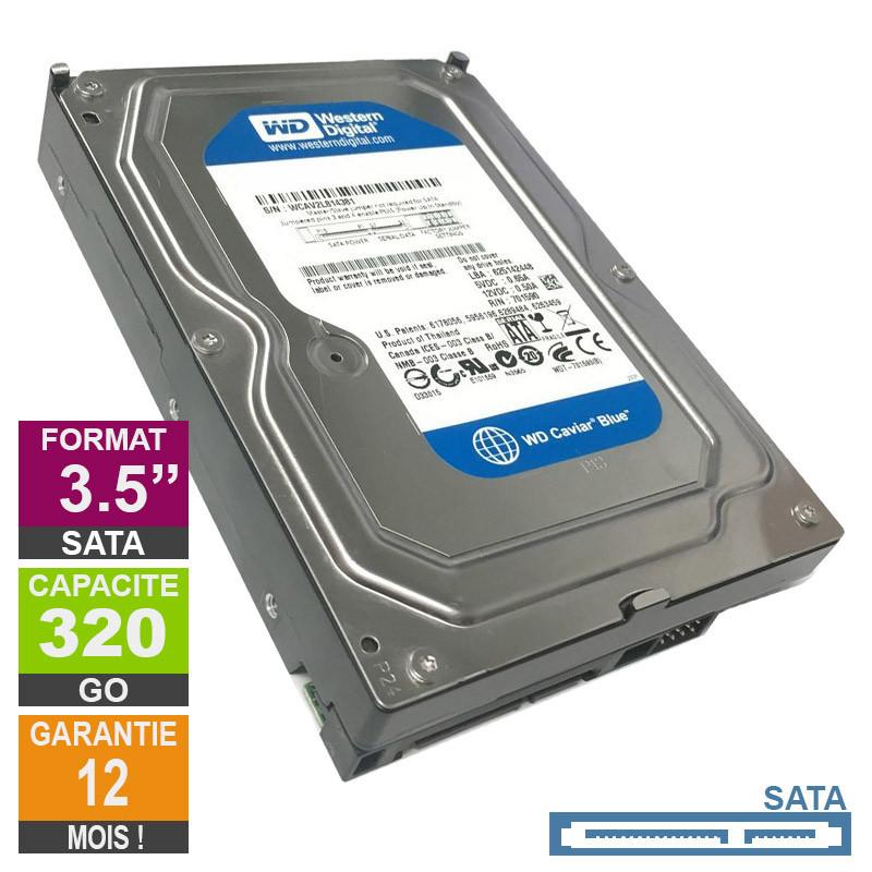 Hard Drive 320GB SATA 3.5 Western...