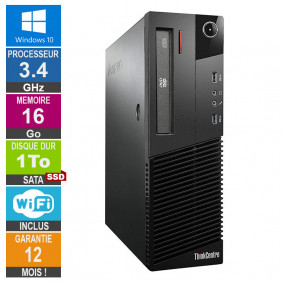 PC Lenovo ThinkCentre M83...