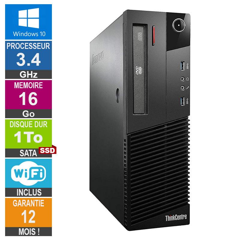 PC Lenovo ThinkCentre M83 Core...