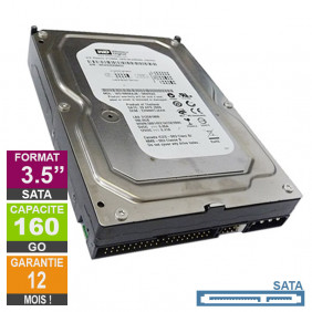 Hard Drive 160GB SATA 3.5...