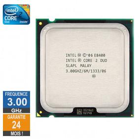 Processeur Intel Core 2 Duo E8400 3GHz SLAPL LGA775 6Mo