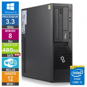PC Fujitsu E500 E85+ DT...