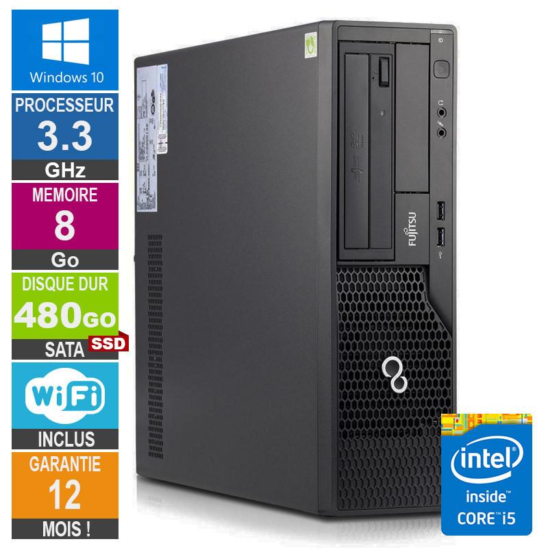 PC Fujitsu E500 E85+ DT Core i5-2500...