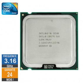 Processeur Intel Core 2 Duo E8500 3.16GHz SLB9K LGA775 6Mo