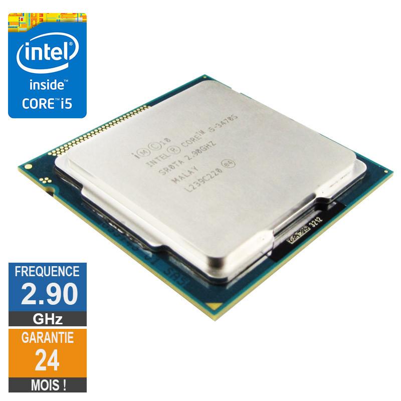CPU Intel Core I5-3470S 3.9GHz SR0TA...