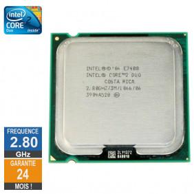 CPU Intel Core 2 Duo E7400...