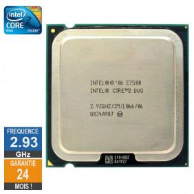 CPU Intel Core 2 Duo E7500...