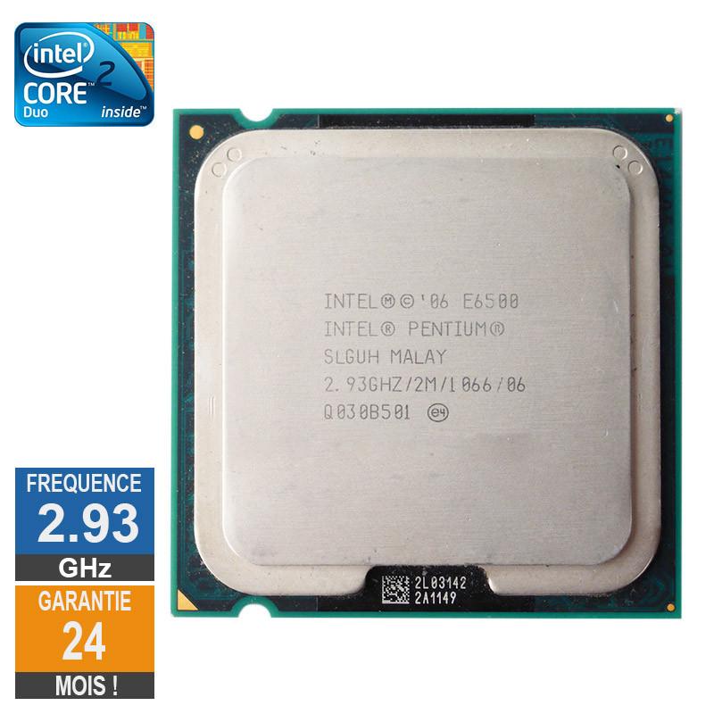 Processeur Intel Core 2 Duo E6500...