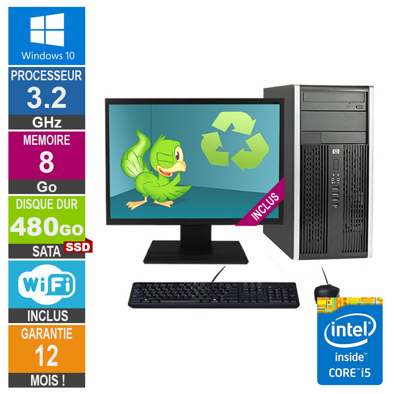 PC HP Pro 6300 MT Core i5-3470...