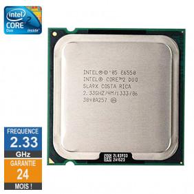 CPU Intel Core 2 Duo E6550...