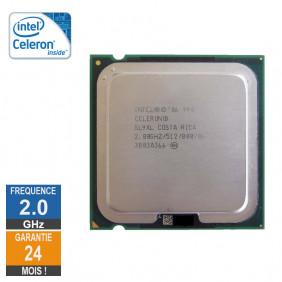 CPU Intel Celeron 440...