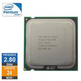CPU Intel Pentium E5500...