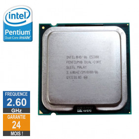 CPU Intel Pentium D E5300...