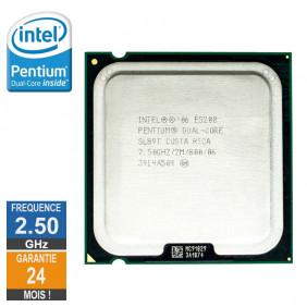 CPU Intel Pentium D E5200...
