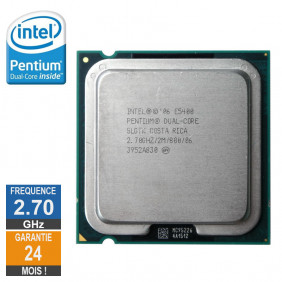 CPU Intel Pentium D E5400...